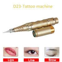 Wholesale <b>Korean</b> Eyebrow <b>Tattoo</b> Machine - Buy Cheap <b>Korean</b> ...