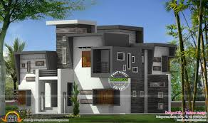Flat Roof Contemporary House Plans Designs Flat Roof Flat Roof    designs flat roof flat roof house flat roof contemporary house plans