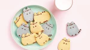 <b>Pusheen</b> Butter Cookies Recipe from <b>Let's Bake</b>! - Tips on Life and ...