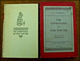 mel rhodes gray once on a tyme a copy of the adventures of tom sawyer from the osborne collection