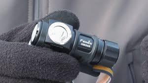 <b>Налобный фонарь Fenix</b> HM50R - обзор, тесты и сравнения ...