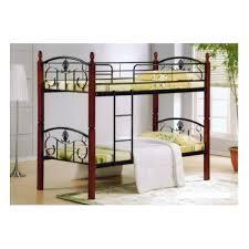 <b>Кровать Tetchair BOLERO двухъярусная</b>, 90х200 см (с основанием)
