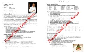resumes personal touch career services sample private service resumes