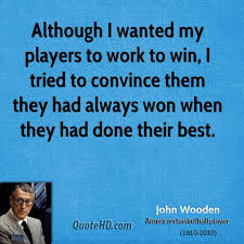 Top John Wooden Quotes. QuotesGram via Relatably.com