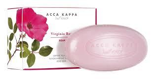 Купить <b>мыло туалетное роза rose</b> soap 150г Acca Kappa, цена на ...