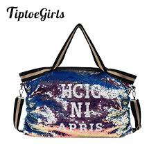 Large Capacity Casual Wild <b>Bag Female</b> Simple <b>Personality</b> Letters ...