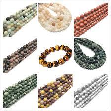 Hot <b>6/8</b> /<b>10mm natural stone</b> beads, lava tiger eye <b>bulk</b> beads for ...