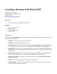 resume templates microsoft word budget template letter resume in word word resume professional resume format in word resume templates microsoft word 2007