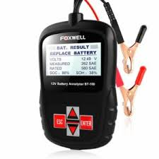 10 Best Car <b>Battery Testers</b> & Analyzers in <b>2019</b> [Review & Buyer's ...