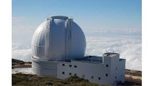 Resultado de imagen de El Gran Telescopio Canarias (GTC), instalado en el Observatorio del Roque de los Muchachos