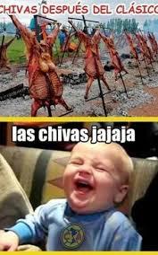 Los Memes America Vs Chivas - los memes del clasico america vs ... via Relatably.com