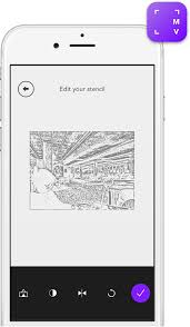 grid drawing tracing paper app for artists illustrators myvinchy will actively help you to draw and design better and it s going to be completely