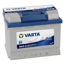 Аккумулятор <b>VARTA</b> D43 <b>Blue</b> Dynamic 560 127 054 прямая ...