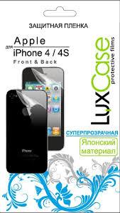 <b>Аксессуар</b> недели: <b>защитная пленка LuxCase</b> | Apple