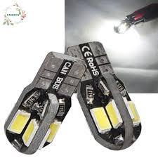 lieve 2pcs canbus t10 w5w 3014 30smd car led light lamp bulb interior for vw scirocco passat b6 b7 jetta golf 5 6 7 mk5 cc