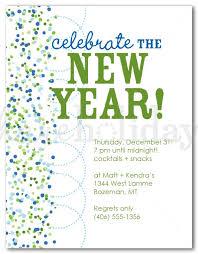 NEW YEARS EVE INVITATION EXAMPLE | New Year Invitation
