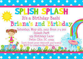 Birthday Party Invitation Wording - Invitations Templates kids birthday party invitation wording
