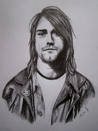 Stars Portraits > Gallery > Kurt Cobain by halfman - kurt-cobain-by-halfman%5B195934%5D