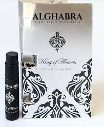 <b>Alghabra</b> Poetic Scents of Damascus <b>King Of Flowers</b> Extrait De ...