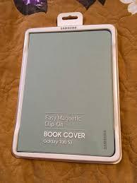 Обзор от покупателя на <b>Чехол</b>-книжка <b>Samsung Book Cover</b> EF ...