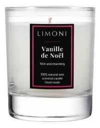 <b>Ароматическая свеча Ванильное</b> рождество Vanille De Noel 160г ...