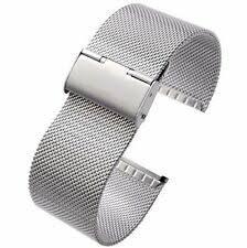 Milanese/<b>Mesh Band</b> Wristwatch <b>Bands</b> for sale | eBay