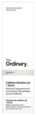 The Ordinary <b>Сыворотка</b> для <b>ухода</b> за кожей вокруг глаз Caffeine ...