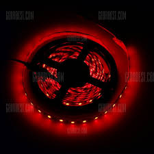 Buy <b>BERLONG 60W 300 x</b> SMD 5050 / 5M RGB LED Light Strip - In ...