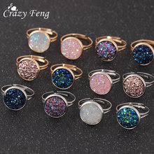 <b>druzy ring</b> for women
