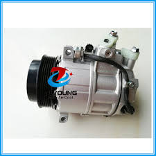 auto air conditioning compressor for <b>MERCEDES Benz C CLASS</b> ...