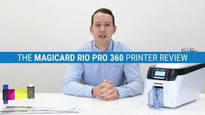 <b>Magicard Rio Pro 360</b> ID Card Printer Review (In-depth Review + ...