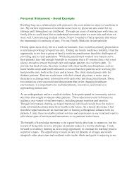 perfect personal statement photos of good personal statement for resume sawyoo com