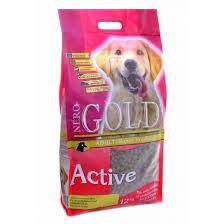 Premium natural for <b>dogs</b> think <b>Nero Gold</b> Active 12 Kg — Pawnature