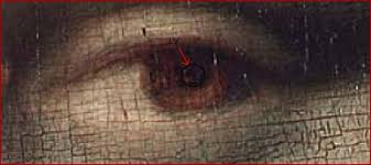 Resultado de imagen de mona lisa eyes