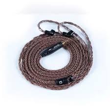 <b>KBEAR 16</b> Core Upgraded <b>Pure Copper</b> Balanced Cable 2.5/3.5MM ...