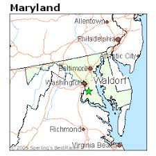 best places to live in waldorf maryland