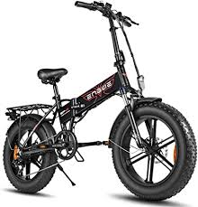 ENGWE Electric Bike 500W 750W 20 inch Fat Tire ... - Amazon.com