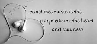 Music is the best medicine | Study Motivation to... | Pinterest ... via Relatably.com