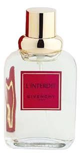 <b>Givenchy L'Interdit 2002</b> Givenchy купить элитные духи для ...