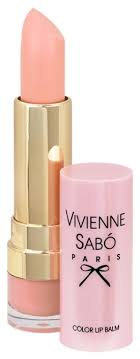 Vivienne Sabo <b>помада</b>-<b>бальзам для губ</b> Baume a levres Color lip ...