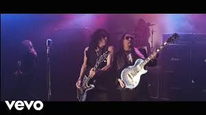 Ace Frehley - <b>Fire And Water</b> ft. Paul Stanley - YouTube