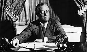 Image result for FDR fear itself