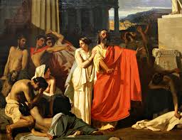 oedipus rex the defiler hero a story for our times the oedipus