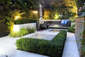 Small Picture Small Garden Landscaping Ideas Easy Amazing Small Garden Ideas
