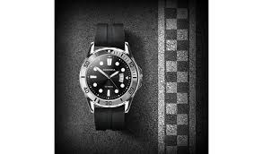 Buy Sekonda Men's Black <b>Silicone Strap Sports</b> Watch | Men's ...
