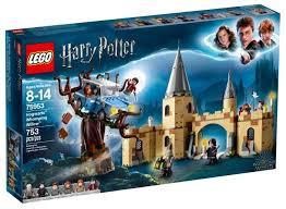 <b>Конструктор LEGO Harry</b> Potter 75953 Гремучая ива — купить по ...