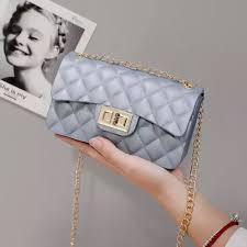 Ella #<b>474</b>-#601 Jelly bag Elegant High Class Diamond Design Look ...
