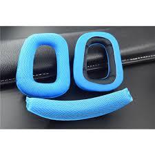 LEORY <b>Replacement Earpads</b> + <b>Headband</b> set for Logitech G930 ...