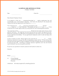 employee offer letter invoice example  related for 5 employee offer letter