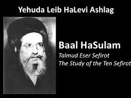 Resultado de imagem para Baal HaSulam